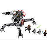 LEGO Star Wars Republic AV-7 Anti-Vehicle Cannon [75045] - Building Set Movie